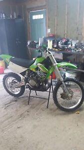 1999 Kawasaki kx100