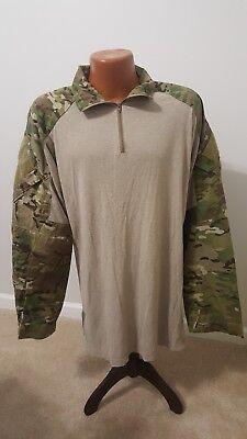 Crye Precision G2 Multicam Combat Shirt Army Custom AC XLarge Short SOCOM JSOC