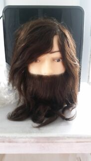 Hairdresser deluxe mannequin 4 available  Newtown Ipswich City Preview
