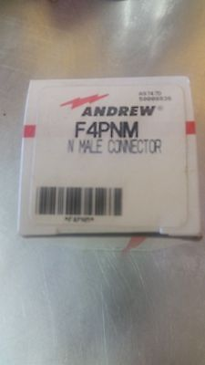Andrew F4pnm N Male Connector Replaces 44sew