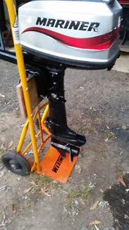 Outboard 4Hp Mariner