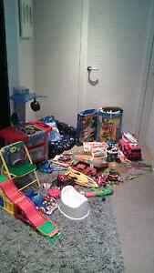 Kids toy sale and lots more! Hawley Beach Latrobe Area Preview