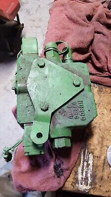 John Deere Hitch Valve 7800 7810 7600 7610