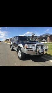 Nissan Navara D22 2010 2.5lt Diesel Glengarry West Tamar Preview