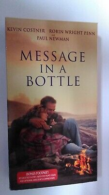 Message in the Bottle Vhs