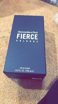 Abercrombie & Fitch Fierce Cologne 10oz AUTHENTIC