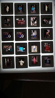 Estelle Getty Lot Of Color 35Mm Slide Transparency Photo
