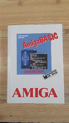AmigaBASIC - Rügheimer, Spanik (Data Becker)