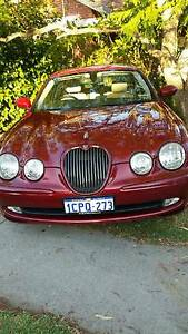 2002 Jaguar S Type Sedan Scarborough Stirling Area Preview