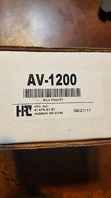 Hpc Av-1200 Abus Vitess Kit Locksmith