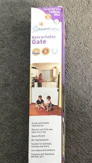 Wanted: Dreambaby retractable gate