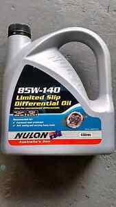 Nulon limited slip diff oil Warrimoo Blue Mountains Preview