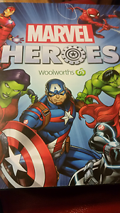 woolworth marvel discs Roxburgh Park Hume Area Preview