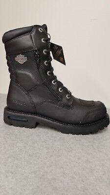 NEW Harley-Davidson Men's Riddick Riding Boot Style: D98308