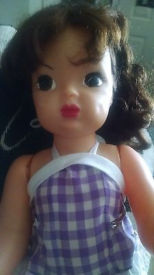 Vintage terri lee doll 16 in