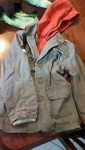Hooded jacket Amaroo Gungahlin Area Preview