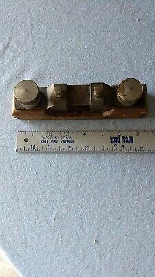 Weston 500a - 50mv Meter Shunt Y255