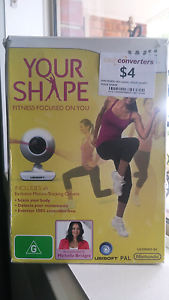 Nintendo Wii game fitness Strathalbyn Alexandrina Area Preview