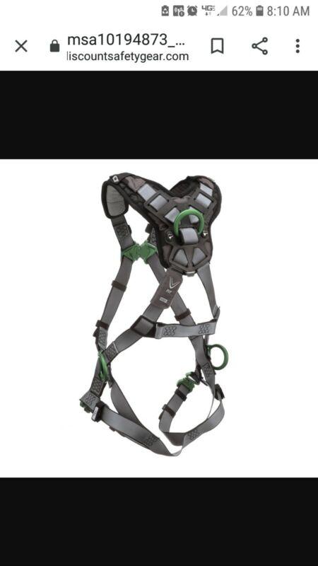 MSA 10194671 V-Fit XL Full Body Harness