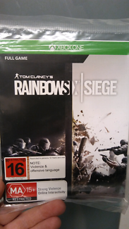 Xbox games : assassins creed origins and rainbows x siege  Ferntree Gully Knox Area Preview