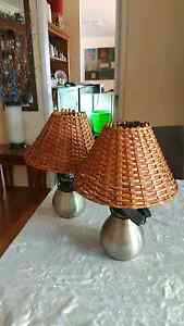2 table lamps no longer needed St Clair Penrith Area Preview