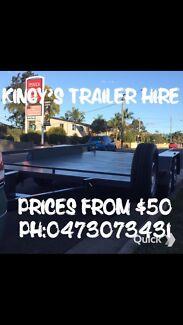 Kingy's Trailer Hire