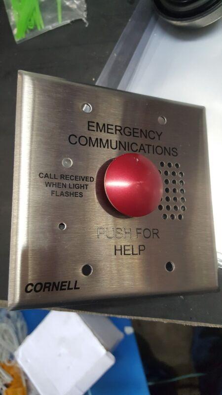 Alpha (Cornell) 4800V Call Station (Emergency Station). bx94