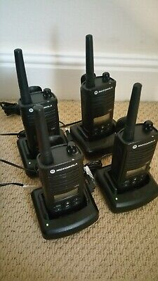Motorola XTNiD16 Channel Licence Free Two Way Radios c/w charger (4 available)