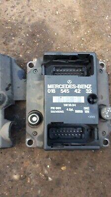 Mercedes Benz C200 W202 PMS ECU Ignition module 0185454232