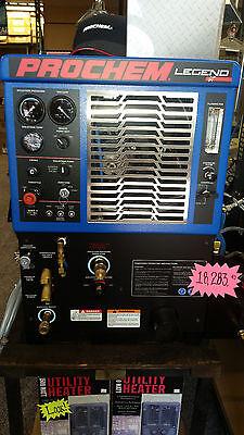 Prochem Legend Gt Carpet Cleaning Truckmount Machine New Complete 9.840-801.0