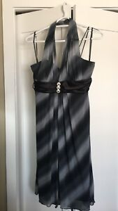 Little grey dress. Only worn once! Size Large.
