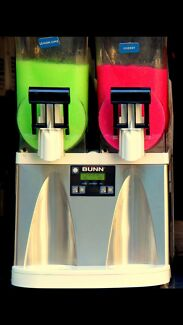 Slushie Machine Hire $140 double barrel all inclusive
