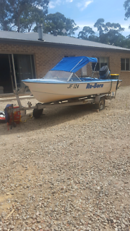 Runabout Boat 4.5m