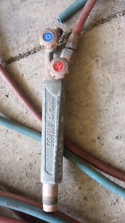 Oxy Acetylene Torch and hose