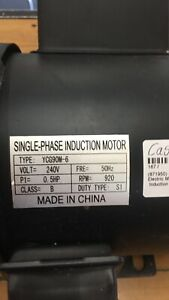 Single phase induction motor 240v Guildford Swan Area Preview