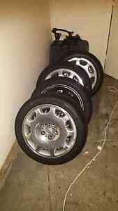 Statesman Internatinal Rims/tryes $350 Newcastle Newcastle Area Preview