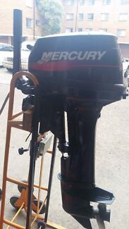 Mercury long Shaffer 2003 in good condition.