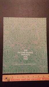 1966-IMPERIAL-Crown-Lebaron-Dealer-Sales-Catalog-Excellent-Condition-USA