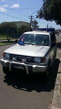 1997 Mitsubishi Pajero Wagon Kings Cross Inner Sydney Preview