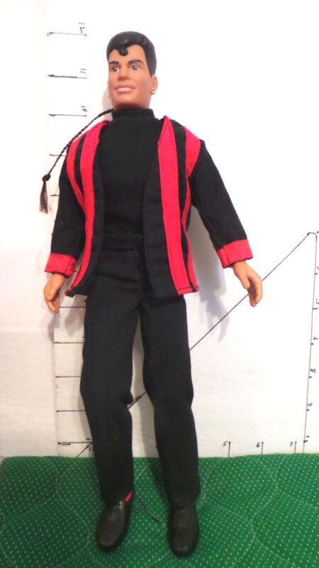 """Jordan Knight Doll, 13"""", New Kids On The Block,  Big Step, Holcomb, 1990"""