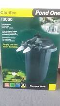 BARGAIN! BRAND NEW IN BOX! Pond One ClariTec10000 Canister Filter Baldivis Rockingham Area Preview