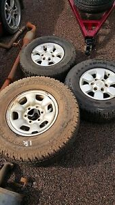 Toyota Hilux - Mag Rims and tyres Yarrawonga Palmerston Area Preview