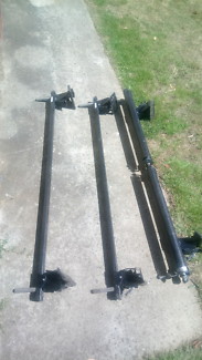 Roof racks, with roller