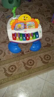 Fisher Price musical piano  Wetherill Park Fairfield Area Preview