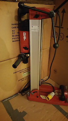 HILTI DD 130 CORE DRILL WITH RIG. 110v..