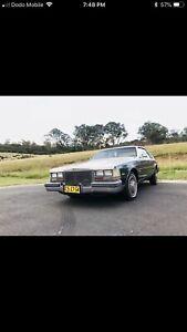 Cadillac Seville 1985 4.1 V8