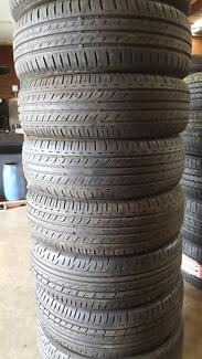 HIGH TREAD SECONDHAND TYRES AT ROLL RIGHT TYRES BALCATTA.