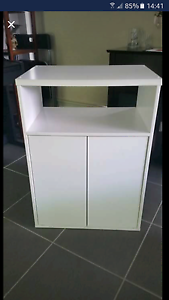 White TV Unit Edmonton Cairns City Preview