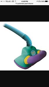 AUTOMATIC POOL CLEANER VACUME