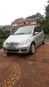 2006 Mercedes-Benz A200 Hatchback Castle Hill The Hills District Preview
